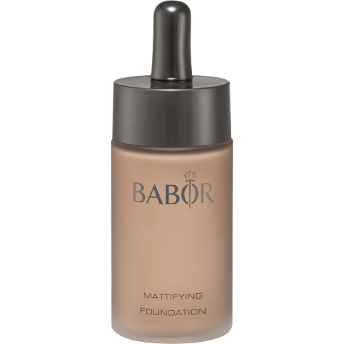Mattifying Foundation 02 natural