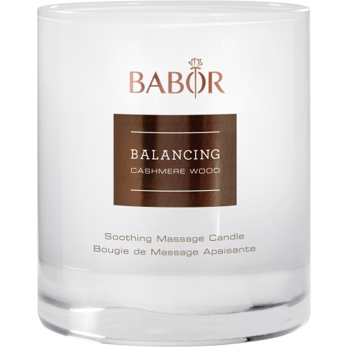 Soothing Massage Candle